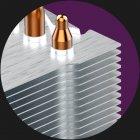 Кулер Cooler Master HYPER H410R RGB (RR-H410-20PC-R1) - изображение 6