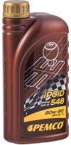 Трансмиссионное масло PEMCO iPOID 548 GL-4 80W-90 1 л (593/1) - изображение 1
