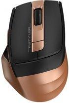 Миша A4Tech FG35 Wireless Bronze (4711421947855) - зображення 1