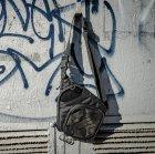 Тактическая сумка-кобура для скрытого ношения Scout Tactical EDC crossbody ambidexter bag black - изображение 10