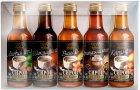 Асорті із сиропів для кави ваніль, шоколад, лісовий горіх, ірландський лікер, карамель 70 г (4820145374523) - зображення 2