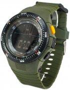 Мужские часы Skmei 0989 Green BOX (0989BOXGR) - изображение 1