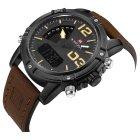 Чоловічий годинник NaviForce Life BYBN-NF9095 (9095BYBN) - зображення 2