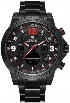 Чоловічий годинник Weide Red WH6908B-2C SS (WH6908B-2C) - зображення 1