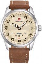 Чоловічий годинник NaviForce SBBN-NF9124 (9124SBBN) - зображення 1