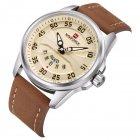 Чоловічий годинник NaviForce SBBN-NF9124 (9124SBBN) - зображення 2