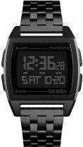 Чоловічий годинник Skmei 1368 Black BOX (1368BOXBK) - зображення 1