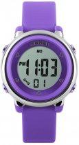 Жіночий годинник Skmei 1100 Purple BOX (1100BOXPP) - зображення 1