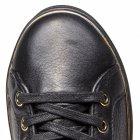 Кеды женские кожаные высокие черные Guess FLBOG4 LEA12 BLACK размер 40 - изображение 7