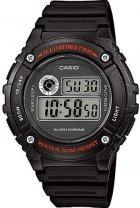 Наручные мужские часы Casio W-216H-1AVEF - изображение 1