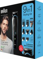 Набір для стрижки BRAUN MGK5280 + бритва Gillette - зображення 4