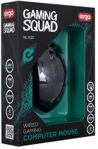 Мышь Ergo NL-620 USB Black - изображение 8