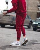 Спортивные штаны Over Drive Jog бордовые XS - изображение 3