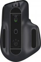Мышь Logitech MX Master 3 Advanced Wireless/Bluetooth Black (910-005710) - изображение 4