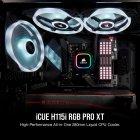 Система водяного охлаждения Corsair iCUE H115i RGB PRO XT (CW-9060044-WW) - изображение 2