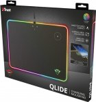 Игровая поверхность Trust GXT 750 Qlide RGB with wireless charging M (TR23184) - изображение 7