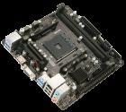 Материнська плата Biostar X470NH (sAM4, AMD X470, PCI-Ex16) - зображення 2