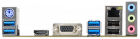 Материнська плата Biostar X470NH (sAM4, AMD X470, PCI-Ex16) - зображення 3