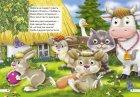 """Комплект із 5 книг-картонок з трьома парами """"оченят"""". Ввічливі слова, Рукавичка, Транспорт, Чини тільки добре!, Що їдять звірята? (9789662984583) - изображение 3"""