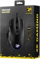 Миша ігрова 2E Gaming MG330 RGB USB Black (2E-MG330UB) - зображення 4