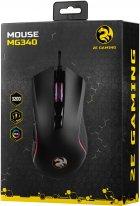 Миша ігрова 2E Gaming MG340 RGB USB Black (2E-MG340UB) - зображення 5