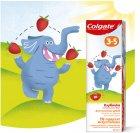 Детская зубная паста Colgate Клубника с фтором от 3 до 5 лет 60 г (6920354825552) - изображение 9