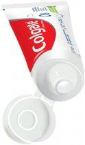 Зубная паста Colgate от кариеса 0% Бодрящая Свежесть 130 г (7509546652375) - изображение 3