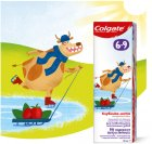 Детская зубная паста Colgate с фтором Клубника-мята от 6 до 9 лет 60 г (6920354825590) - изображение 9