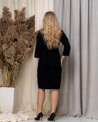 Платье ELFBERG 5169 54 Черное (2000000372518) - изображение 2