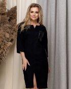 Платье ELFBERG 5169 54 Черное (2000000372518) - изображение 4
