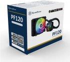 Система рідинного охолодження SilverStone Perma Frost Premium 120 (SST-PF120-ARGB) - зображення 13