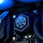 Система жидкостного охлаждения SilverStone Perma Frost Premium 240 (SST-PF240-ARGB) - изображение 14
