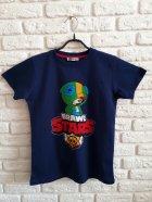 Футболка хлопковая Rever Синий 164 см RevS164 - изображение 1
