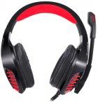 Наушники Real-El GDX-7650 Black-red (EL124100043) - изображение 3