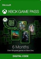 Підписка цифровий код Xbox Game Pass на 6 місяців   Всі Країни - зображення 1