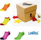 Набор носков Lapas 4P-222-221 38-40 (4 пары) Разноцветный (4820234211319) - изображение 1