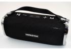 Портативная Bluetooth колонка со встроенным FM радио Hopestar H24 Черный (10105) - изображение 1