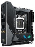Материнская плата Asus ROG Strix Z490-I Gaming (s1200, Intel Z490, PCI-Ex16) - изображение 2