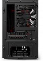 Корпус NZXT H210i Black-red (CA-H210i-BR) - зображення 6