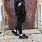 Брюки карго мужские Over Drive Scarstrope черные XL - изображение 4