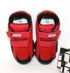 Кроссовки для мальчиков Sport LB019-12-LED 21 12.5см красный - изображение 9