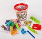 Набор для лепки Lovin'Do Ассорти 1 + Набор легкого магического пластилина Moon Light Clay 1 (41067) - изображение 3
