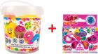 Набор теста для лепки Lovin'Do Твои вкусности + Набор теста для лепки ассорти 4 цвета с глиттер 20 г (41065) - изображение 1