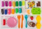 Набор теста для лепки Lovin'Do Твои вкусности + Набор теста для лепки ассорти 4 цвета с глиттер 20 г (41065) - изображение 4