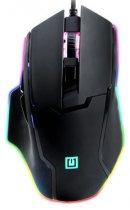 Миша Real-El RM-555 USB Black (EL123200032) - зображення 1