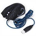 Провідна миша iMICE X9 USB Black - зображення 5