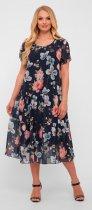 Платье VLAVI Катаисс 1193215 52 Синее (11932152) - изображение 8