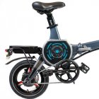 Електровелосипед Zhengbu D8 Matt Series Gray - зображення 4