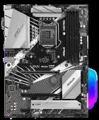 Материнская плата ASRock Z490 Pro4 (s1200, Intel Z490, PCI-Ex16) - изображение 1