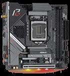 Материнська плата ASRock Z490 Phantom Gaming-ITX/TB3 (s1200, Intel Z490, PCI-Ex16) - зображення 2